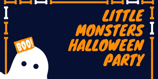 Little Monster's Halloween Party