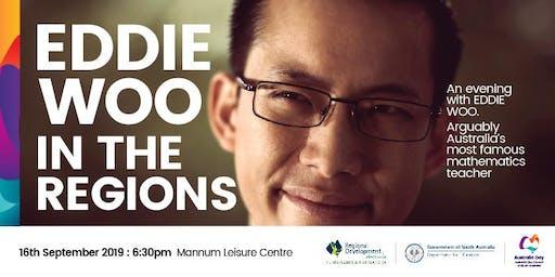 An Evening with Eddie Woo in the regions - Mannum