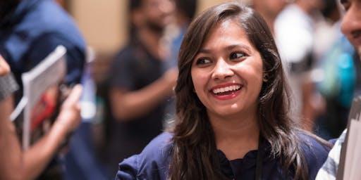 QS World Grad School Tour - New Delhi