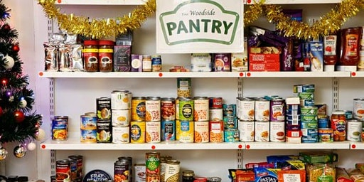 Community Learning Exchange - Woodside Pantry
