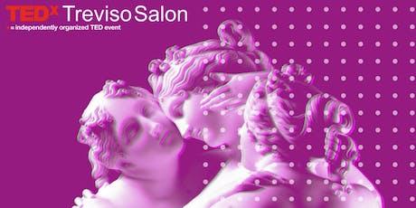 TEDxTrevisoSalon - La bellezza salverà il mondo?  biglietti