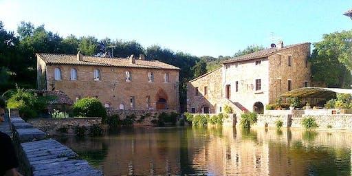 Visita guidata gratuita a Bagno Vignoni