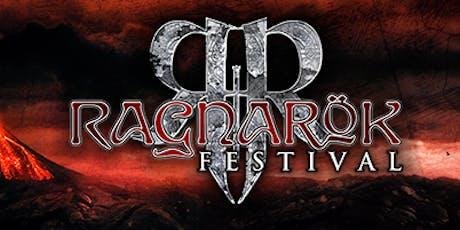 Ragnarök Festival 2020 Tickets