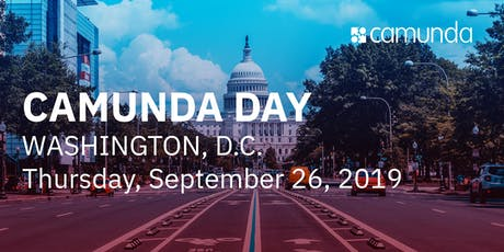 Camunda Day - Washington, D.C. tickets