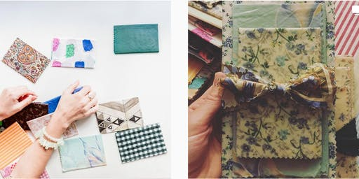 Kohpi & Co. | That's a [Beeswax] Wrap! Workshop