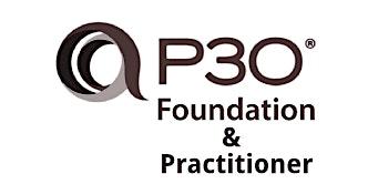 P3O Foundation & Practitioner 3 Days Training in Milton Keynes