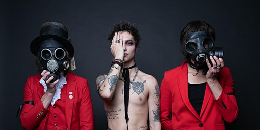 MCLX presents Palaye Royale