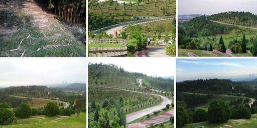 Putrajaya Hike @ Saujana Hijau Garden- Easy to Moderate