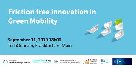 Friction free Innovation in Green Mobility tickets
