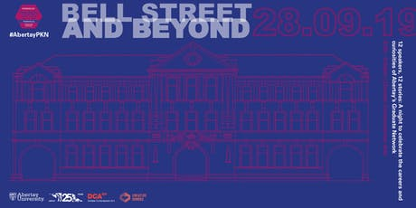 Bell Street and Beyond Powered by Pecha Kucha tickets