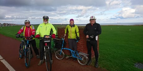Easy Saturday South Shields Social Ride  tickets