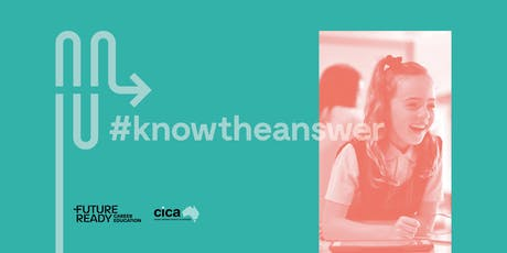 Do you #knowtheanswer? tickets