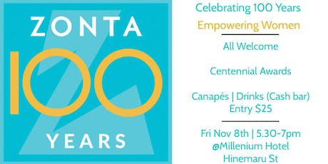 Celebrating 100 Years - Empowering Women tickets