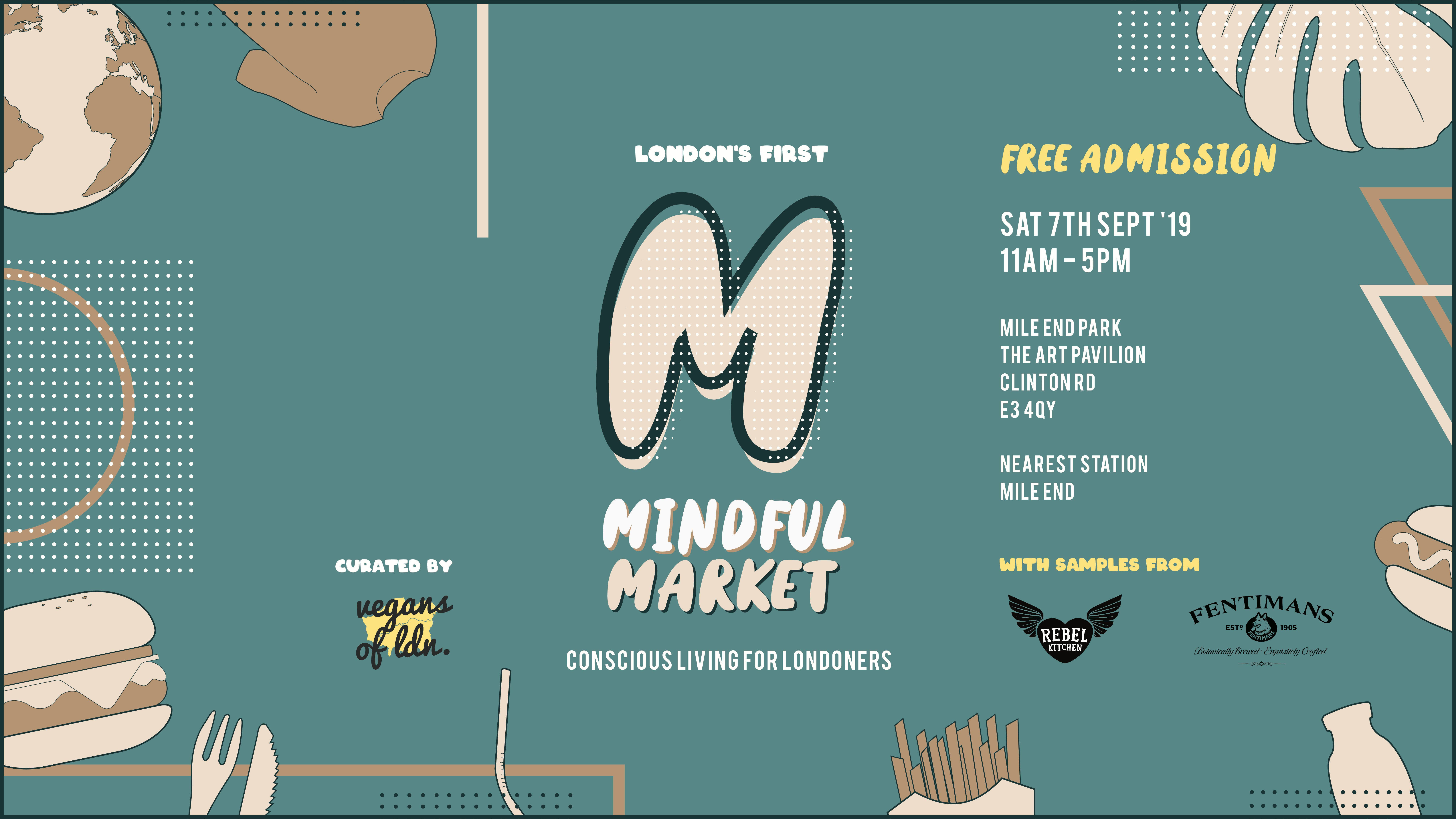 The Mindful Market - London's First!