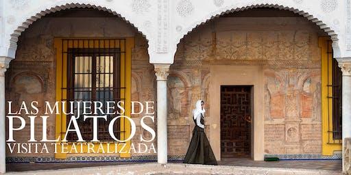 Visita teatralizada nocturna: Las mujeres de Pilatos