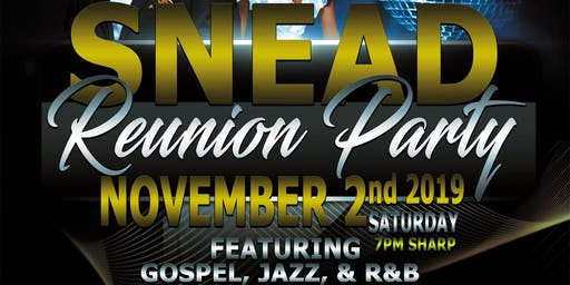Snead Reunion Party II