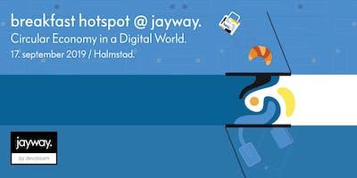 breakfast hotspot @ jayway: Circular Economy in a Digital World.