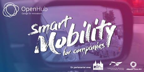 Les entreprises se mobilisent pour la mobilité à LLN (et ses alentours) billets