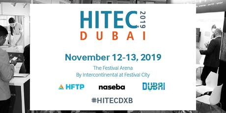 HITEC Dubai 2019 tickets