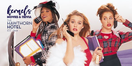 CLUELESS: Film Viewing & Trivia tickets