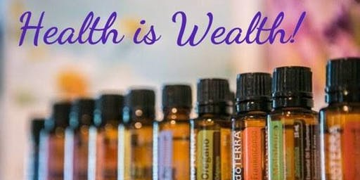 FREE Intro to Essential Oils and Business Opportunity Class (3pm)