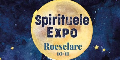 Spirituele Expo Roeselare - 10/11