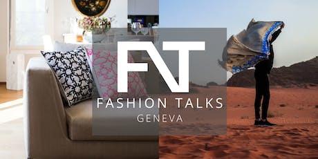 Fashion Talks CH - Meeting #5 tickets