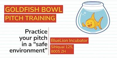 Goldfish Bowl Pitch Event (November)