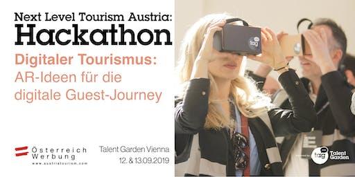 """Hackathon """"Digitaler Tourismus"""": AR-Ideen für die digitale Guest-Journey"""