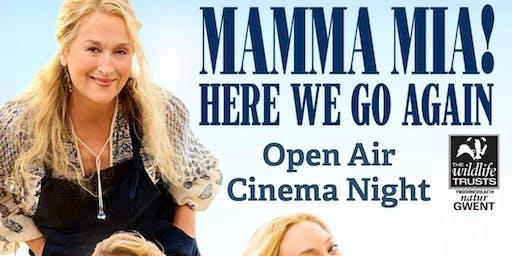 Open Air Rooftop Cinema - Mamma Mia! Here We Go Again