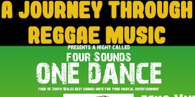 Journey Through Reggae Music - Four Sounds One Dance