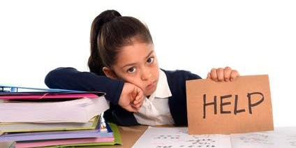Help! My child is stressed - what can I do?