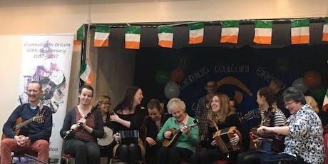 Irish Chaplaincy Céilí tickets