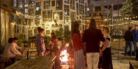 Fire Feast: The Skip Garden's Moving Party tickets