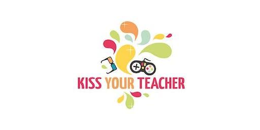 Conférences et ateliers sur la pédagogie vidéo-ludique (en marge de la Kiss Your Teacher Game Jam 2019)