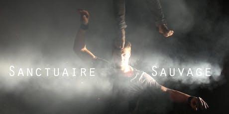 Sanctuaire Sauvage - Collectif Rafale billets