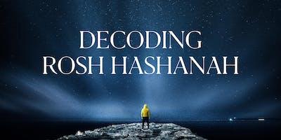 Decoding Rosh Hashanah (EN)