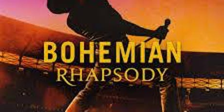 Open Air Rooftop Cinema - Bohemian Rhapsody tickets