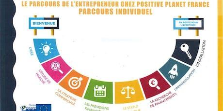 Atelier Entrepreneuriat : Le parcours du créateur d'entreprise billets