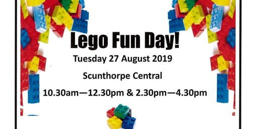 Lego Fun Day!