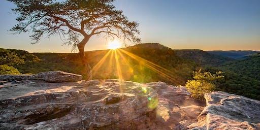 Appalachian Trail Overlook Hike