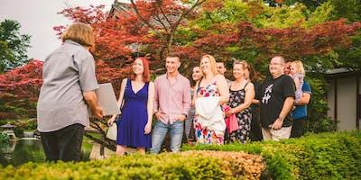 Geleid bezoek: ontdek de symboliek van de Japanse Tuin!