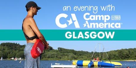 Camp America - 'An evening with Glasgow'  entradas