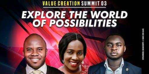 VALUE CREATION SUMMIT 03