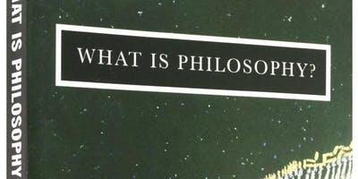 What is Philosophy? Introduction