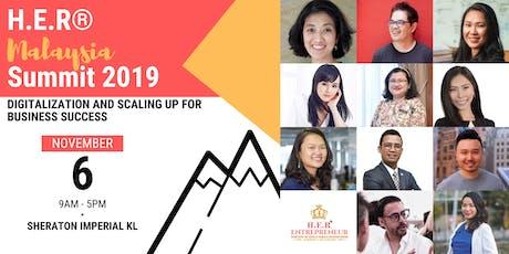 H.E.R® Malaysia Summit 2019 tickets