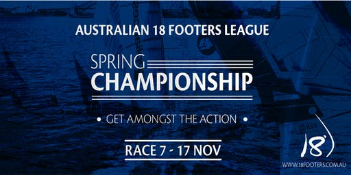 Spring Championship - Race 7