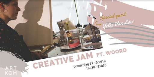 Creative JAM ft. Woord