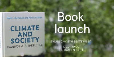 Book launch: Climate and Society: Transforming the Future