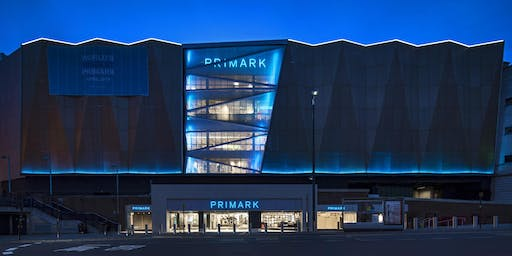 Exclusive Primark Shopping Experience